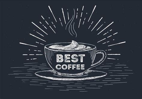Coffee illustration makeup illustration manga illustration photo illustration graphic design illustration digital illustration coffee drawing coffee painting coffee logo. Hand Drawn Vector Coffee Cup Illustration - Download Free Vectors, Clipart Graphics & Vector Art