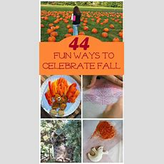 44 Fun Things To Do This Fall!  Edventures With Kids