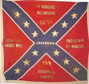 Virginia Battle Flag