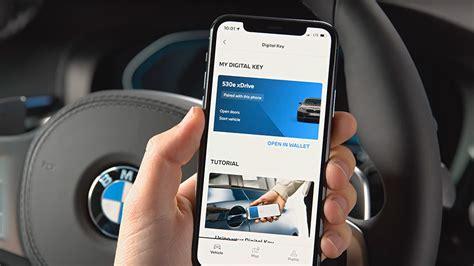What options must car have to get the digital card? BMW Digital Key | BMW.de