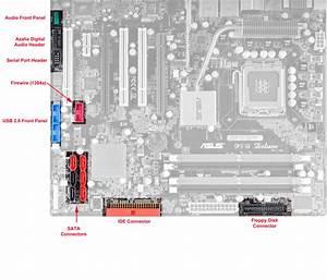 Motherboard Wiring Diagram