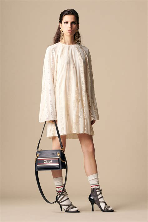 Chloé Resort 2019 Fashion Show Collection: See the ...