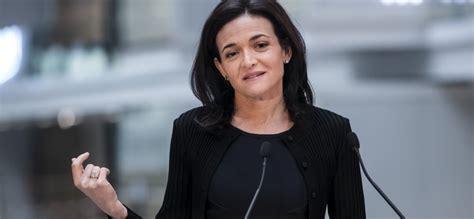 Sheryl Sandberg Cv by Want To Raise Resilient Sheryl Sandberg Says She