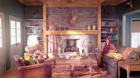 behr rustic cabin paint colors video hgtv