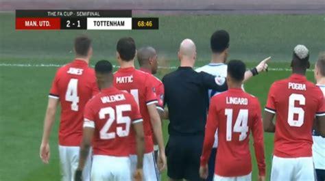 Manchester United vs Tottenham Hotspur 2-1 Highlights FA ...