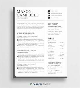 Cv Template For Professionals Download Free Resume Templates Free Resources For Job