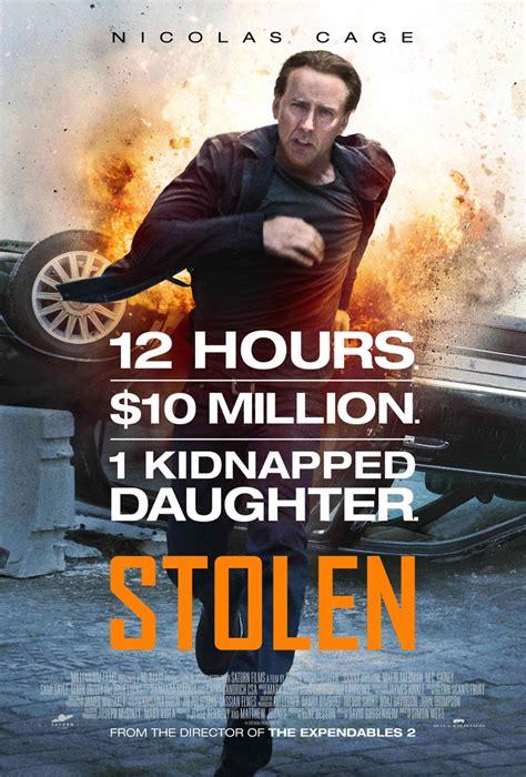 Stolen DVD Release Date January 8, 2013