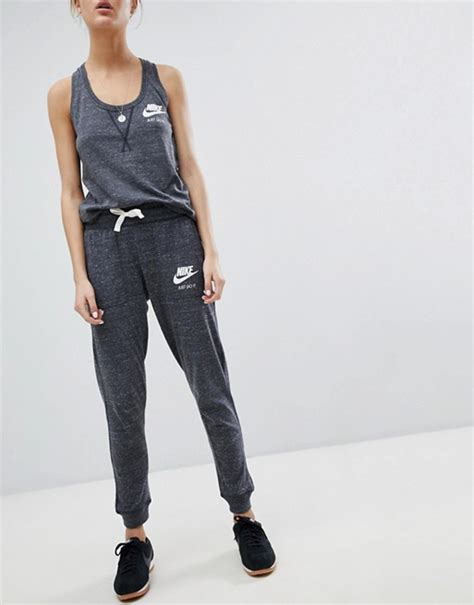 Nike | Nike Vintage Sweat Pants In Grey