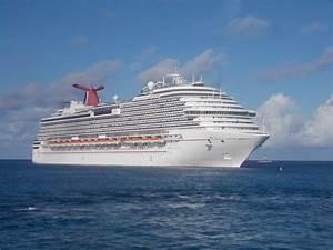 Ship On Carnival Dream Cruise Ship