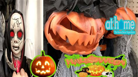 At Home Halloween Decorations 2019