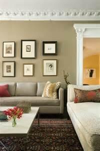 wanddekoration wohnzimmer wanddekoration ideen mit bildern und familienfotos
