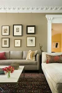 Wanddeko Ideen Wohnzimmer : wanddekoration ideen mit bildern und familienfotos ~ Markanthonyermac.com Haus und Dekorationen