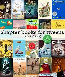 A summer reading list for tweens   The Art of Simple