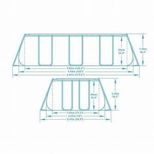 Filtre A Sable Bestway : piscine tubulaire rectangulaire bestway ~ Voncanada.com Idées de Décoration