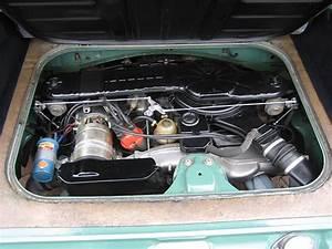 Twin Cam Motor In A Vw Bug