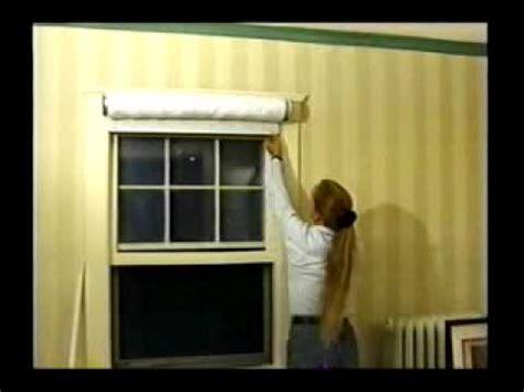 window quilt installation youtube
