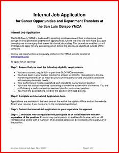 cover letter format for internal position - job posting cover letter apa example