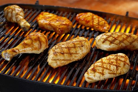 How To Grill Chicken In Simple Steps