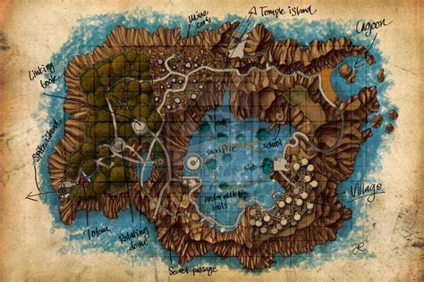how to make an island for your kitchen rpg island maps suche rpg maps in 2018 9789