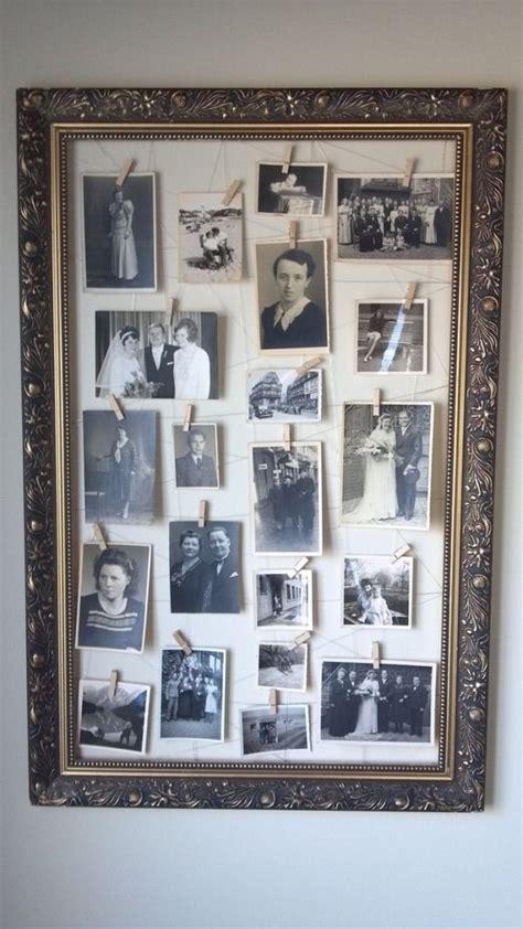 cadre photo de famille 25 best ideas about cadre photo famille on collages d images de famille murs d