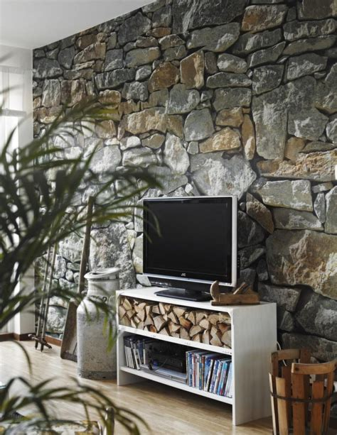 Stone Wall Tile That Looks Like