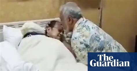 Video Shows Tender Goodbye Between Dying Former Indonesian