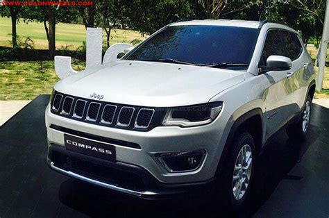 Jeep Coming To Goa With Launch Of Jeep Compass Suv
