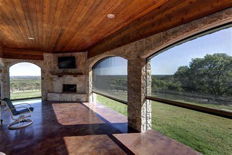 retractable screens patio enclosures