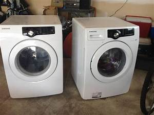 Samsung Matching Front Loader Washer And Dryer