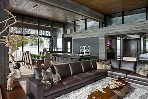 World of Architecture: Luxury And Elegant Mountain Home by ...