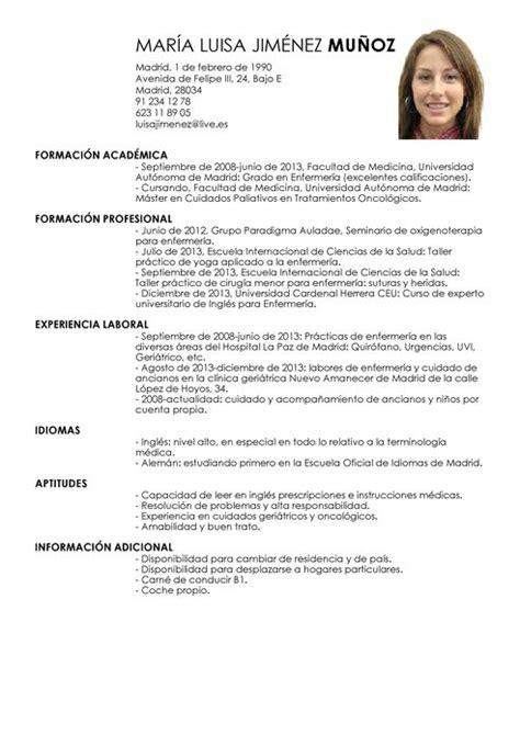 foto de Modelos de Currículum Vitae para Encontrar Trabajo (con