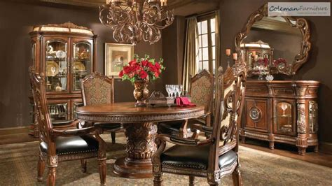 four poster canopy villa valencia dining room collection from aico