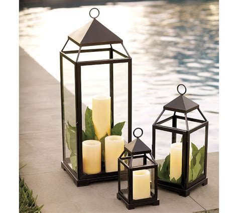 pottery barn outdoor lanterns pottery barn malta lantern copy cat chic
