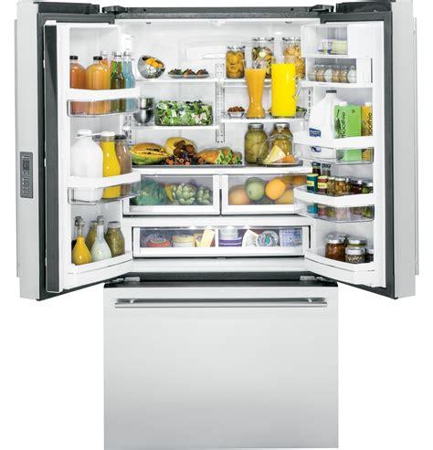 zweeshss monogram energy star  cu ft counter depth french door refrigerator