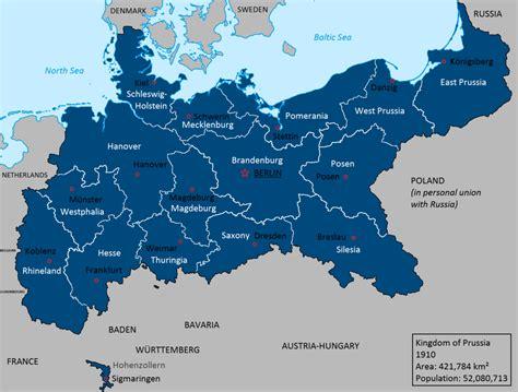 Kingdom of Prussia in 1910 by Lehnaru on DeviantArt