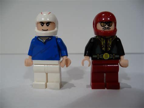 8158- Speed Racer And Snake Oiler