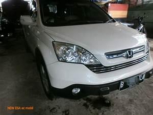 Penggantian Kompresor Honda New Crv 2000 Cc Matic Tahun 2008