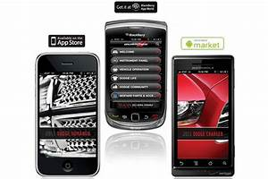 Dodge Owner U0026 39 S Manual  There U0026 39 S An App For That  U00bb Autoguide