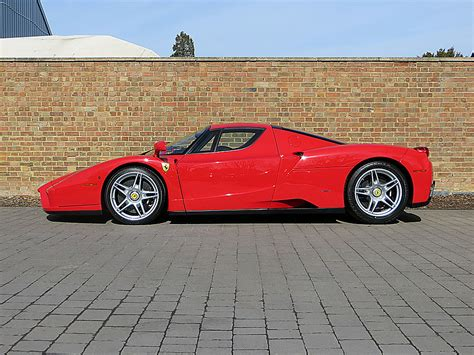 Virtually Brand New Ferrari Enzo For Sale Has Only Pre