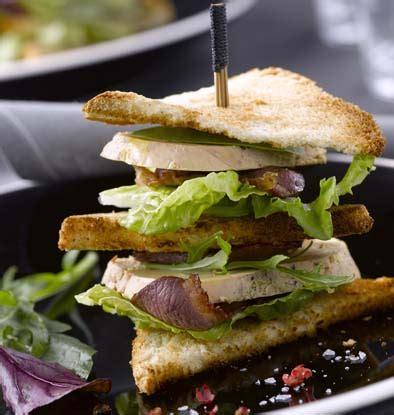 cuisiner magret de canard au miel sandwich foie gras et magret savoir cuisiner fr