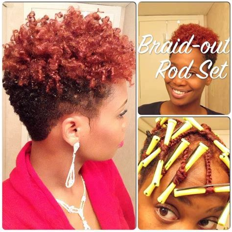 Natural Hair Two Strand Flat Twist Hairstyles   Rachael