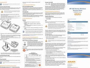 Hewlett Packard Enterprise Apin0224225 Wireless Access