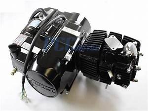 4up Semi Auto Lifan 125cc Manual 4 Speed Motor Pit Dirt Bike Crf50 Z50 M En21