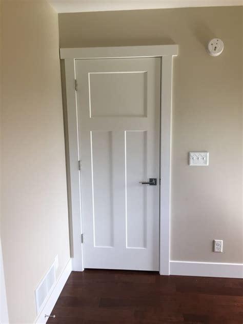 install  pre hung interior door ez hang door