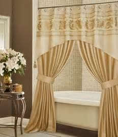 Curtains Decor by How To Enjoy A Splendid Bathroom D 233 Cor With Shower