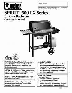 500 Lx Series Manuals
