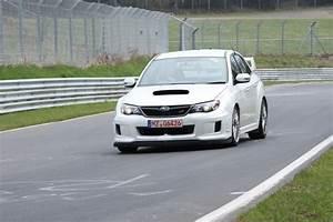 Around the RingSubaru tackles the Nurburgring with the