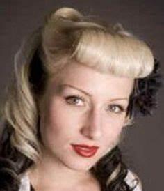 50er Jahre Frisur Lange Haare : 8 besten frisuren 50er jahre bilder auf pinterest pin up hairstyles vintage haircuts und ~ Frokenaadalensverden.com Haus und Dekorationen