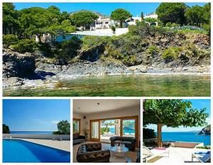 Location Maison Espagne Bord De Mer : maisons pieds dans l eau et villas avec vue mer pour vos ~ Dailycaller-alerts.com Idées de Décoration