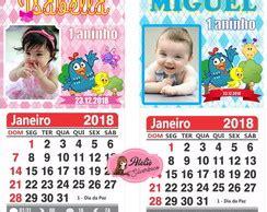 Mini calendário 2013 galinha pintadinha no Elo7 PLAY